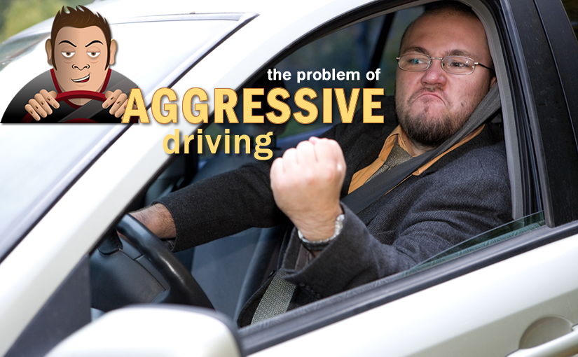 aggressive driving Aggressive driving leads to road rage either on the part of the driver or on the part of the victim road rage is what results from.