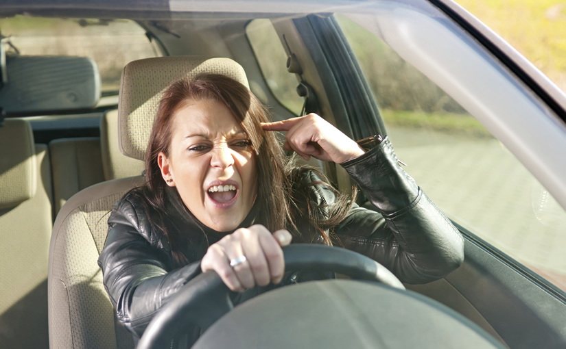 Aggressive Driving vs. Road Rage